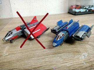 XIG Fighter ultraman gaia.
