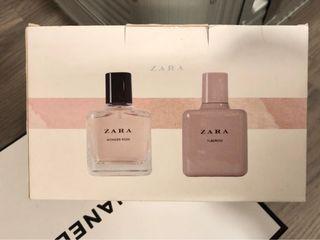 🔥全新專櫃正品Zara熱銷香水組-100ml*2