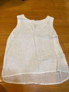 泰國購入 100紗 背心