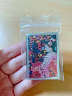 日本帶回藝技絢麗磁鐵