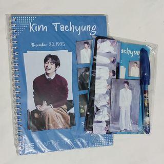 "BOOKS KIM TAEHYUNG ""V"" BTS VER"