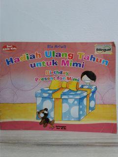 Buku cerita anak bahasa indonesia