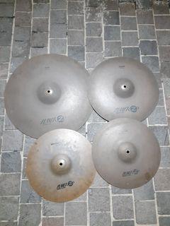 Cymbal set zildjian planet z