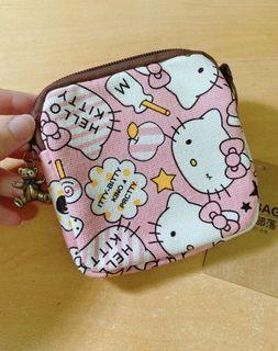 Hello Kitty零錢包(有兩款)