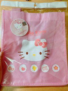 Hello Kitty 粉紅手提袋