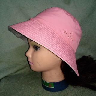 """HILLTOP/山頂鳥""防紫外線/遮陽帽--雙面都可使用~"