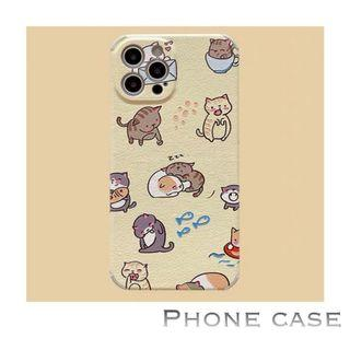 🎉🎉iphone case ~ Meow 😸/ lovely cat 🐱...貓貓日常