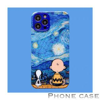 🎉🎉iPhone case ~ Snoopy at night 🌙