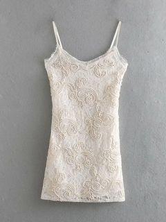 Mini Lace Dress