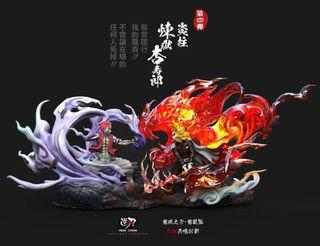 NiRen Studio Rengoku vs Akaza Exclusive version