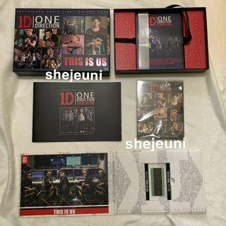One Direction DVD This Is Us : THIS IS THE BOX Edition Exclusive (Rare Limited)