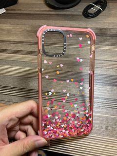 [PRELOVED] Casetify Ultra Impact Case Pink Love iPhone 11 Original