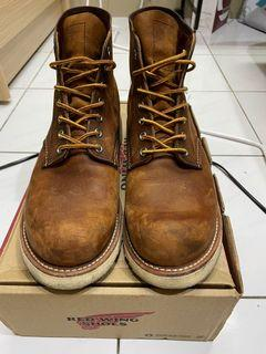 RED WING SHOES 9111 9D