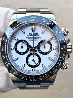 Rolex Daytona 116500 116500LN 2021