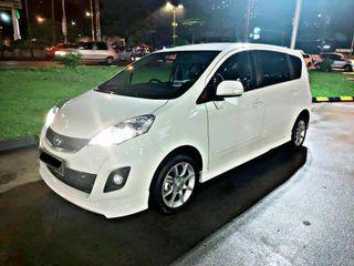 Sambung Bayar Berdeposit Perodua Alza 1.5 Ez Auto Bulanan rm650