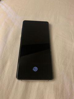 Samsung s10 plus 128 GB