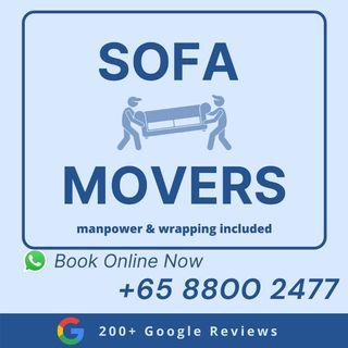 Sofa Movers / Delivery