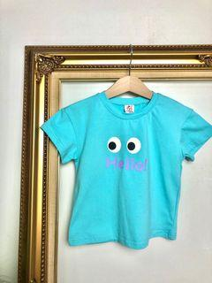 寶寶大眼T恤(85-95公分)