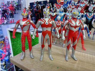 Ultraman Ace , Ultraman Nice , Ultraman Neos 6.5 Inch