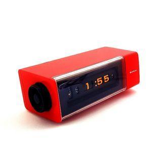 Vintage Brand New SANKYO DT-612 Digital Flip Alarm Clock Timer (Made in Japan) Tested In Excellent Working Condition!