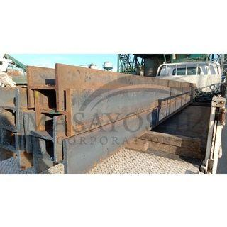Wide Flange W12 x 87 lbs/ft x 12m Length | H Beam | Parallel Flange Channels | Universal Beams