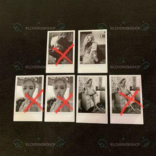 WTS BLACKPINK Rosé ✨First Single Album -R-  ✨ Polaroid & Postcard