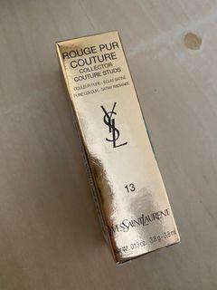 YSL Rouge Pur Couture Lipstick 唇膏 #13