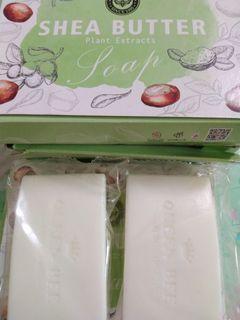 蜂王2入乳油木果香皂