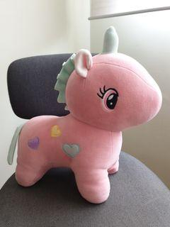 42cm Height Pink Super Soft Little Pony