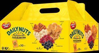 綜合堅果禮盒-隨手包果乾堅果禮盒