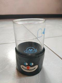玻璃杯+底部杯套