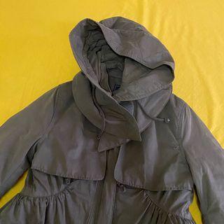 🌈大衣外套 /帽子可拆