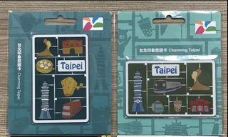 絕版 台北印象悠遊卡