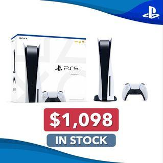 ⚡️ [INSTOCK] PS5 PlayStation 5 Disc Edition Console w/ Local Waranty
