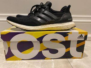 Adidas Ultraboost 1.0 Black Sz 10