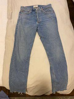 Agolde Jamie Jeans size 26