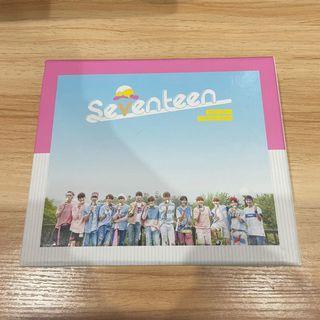 Album Seventeen Love & Letter