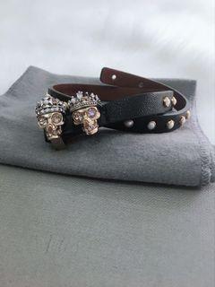 Alexander mcqueen bracelet original 100%