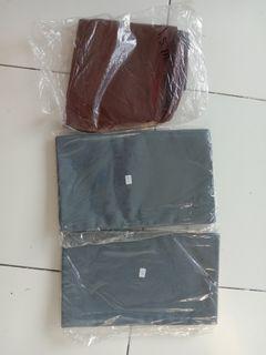 Bahan Celana Sekolah (Abu-Abu&Pramuka)