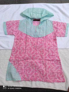Batik Anak Perempuan (2-3 tahun)