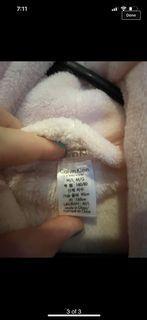 Calvin Klein dressing gown