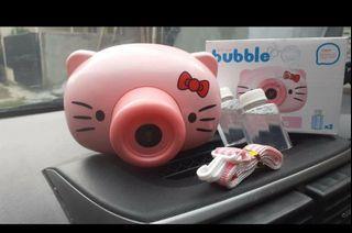 Camera Bubbles