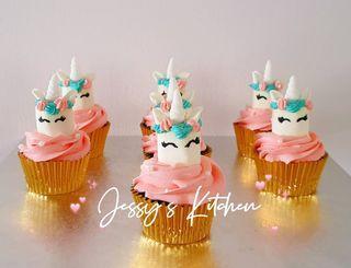 Unicorn Cupcakes / Rainbow