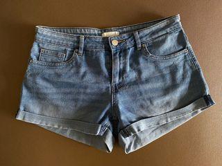 Denim Shorts H&M