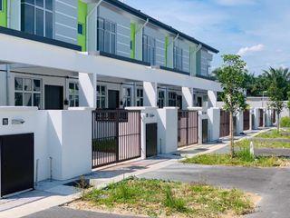 Double Storey Terrace House Brand New Taman Salak Lestari Sepang Selangor
