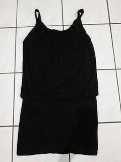 Dress Wanita Jumpsuit Hitam