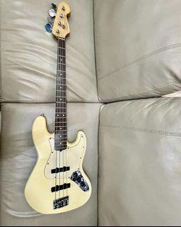 Fender Jazz Bass American Standard Made in USA 1995