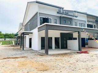 Freehold Double Storey Terrace House Taman Desa Nilam Jalan Meranti Kapar Klang Selangor