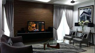 Fully Renovated & Extended Double Storey Semi-D Royal Ivory Bandar Saujana Putra Selangor