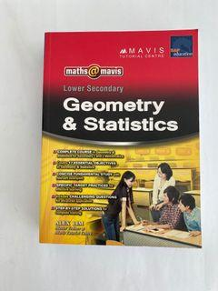 Geometry and Stats